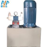 液压泵站结构形式