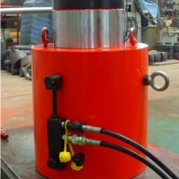 液压张拉空心千斤顶使用时应注意什么?