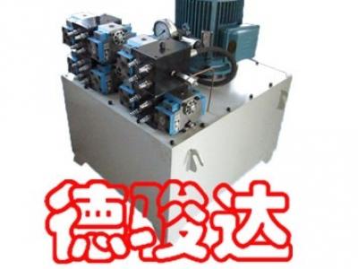 高压增压器液压系统